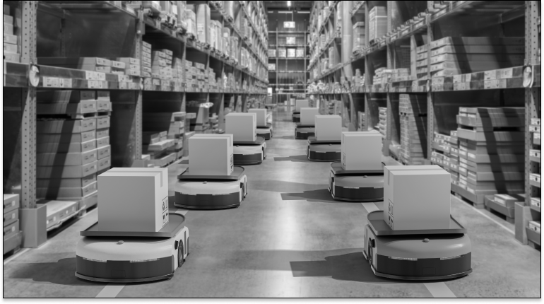 Everything you Need to Know about Autonomous Mobile Robots (AMRs) in Your DC or Warehouse